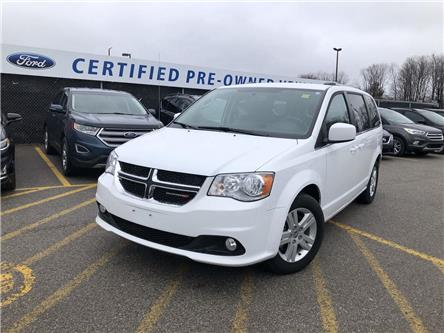 2018 Dodge Grand Caravan Crew (Stk: P9055) in Barrie - Image 1 of 17