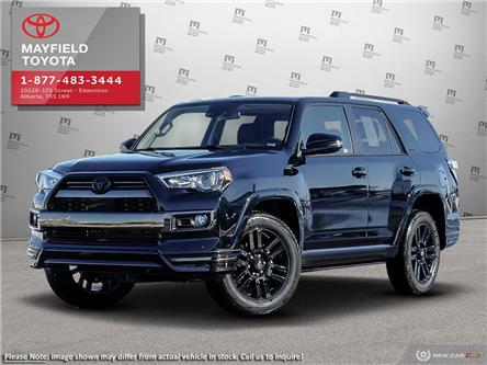 2020 Toyota 4Runner Base (Stk: M001214) in Edmonton - Image 1 of 24