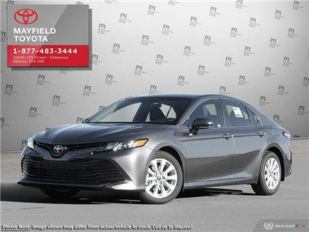 2020 Toyota Camry LE (Stk: M001220) in Edmonton - Image 1 of 23