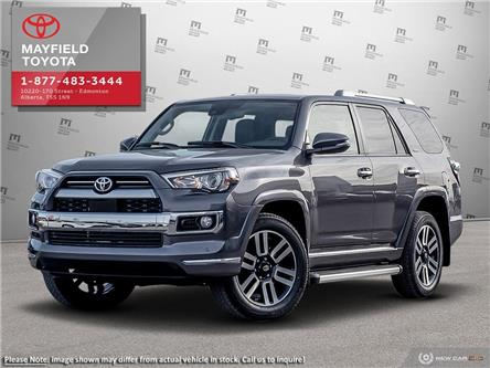 2020 Toyota 4Runner Base (Stk: M001094) in Edmonton - Image 1 of 10