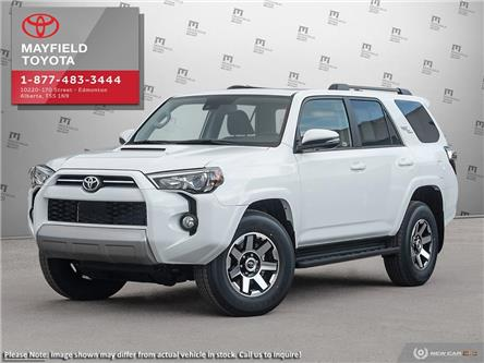 2020 Toyota 4Runner Base (Stk: M001228) in Edmonton - Image 1 of 24