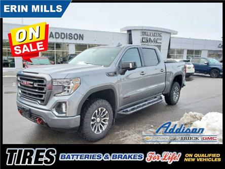 2020 GMC Sierra 1500 AT4 (Stk: LZ164808) in Mississauga - Image 1 of 26