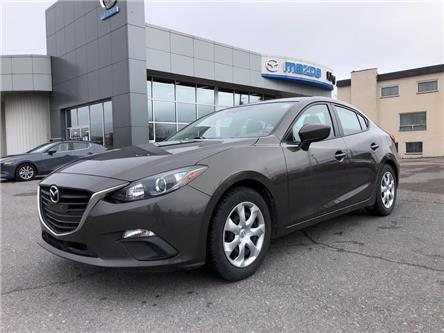 2016 Mazda Mazda3  (Stk: 19P089) in Kingston - Image 1 of 12