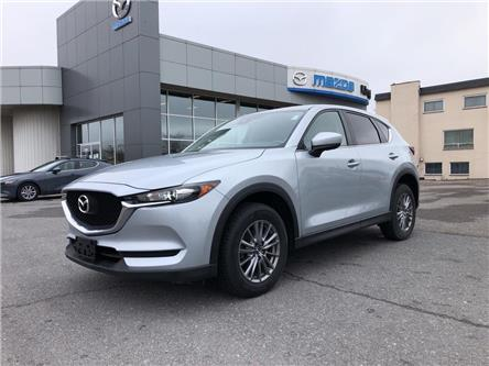 2018 Mazda CX-5 GX (Stk: 20P001) in Kingston - Image 1 of 16