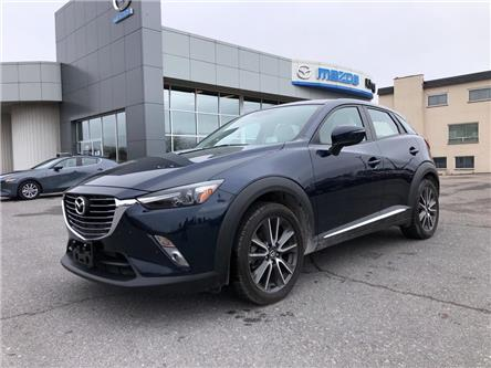2017 Mazda CX-3 GT (Stk: 20C008A) in Kingston - Image 1 of 15