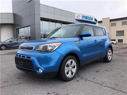 2016 Kia Soul  (Stk: 19P082A) in Kingston - Image 1 of 13