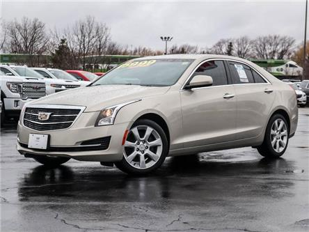 2015 Cadillac ATS 2.0L Turbo (Stk: 208007A) in Burlington - Image 1 of 30