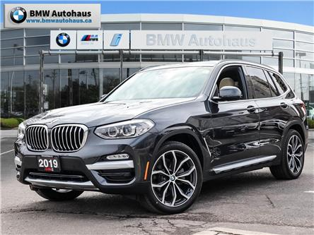 2019 BMW X3 xDrive30i (Stk: P9426) in Thornhill - Image 1 of 35