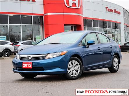 2012 Honda Civic LX (Stk: 3508AA) in Milton - Image 1 of 26