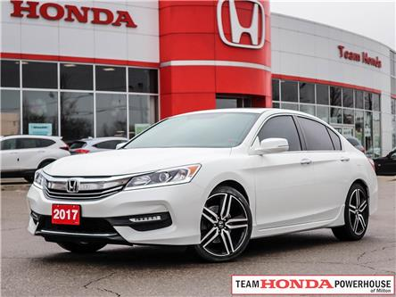 2017 Honda Accord Sport (Stk: 3548) in Milton - Image 1 of 28