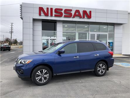 2018 Nissan Pathfinder SV Tech (Stk: 19363B) in Sarnia - Image 1 of 17