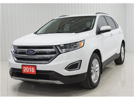 2016 Ford Edge SEL (Stk: V19317A) in Sault Ste. Marie - Image 1 of 20