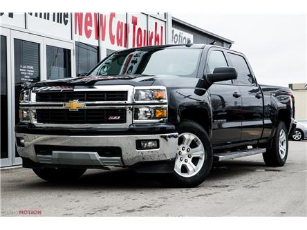 2015 Chevrolet Silverado 1500  (Stk: 20301) in Chatham - Image 1 of 23