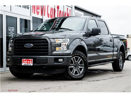 2016 Ford F-150  (Stk: 20157) in Chatham - Image 1 of 22
