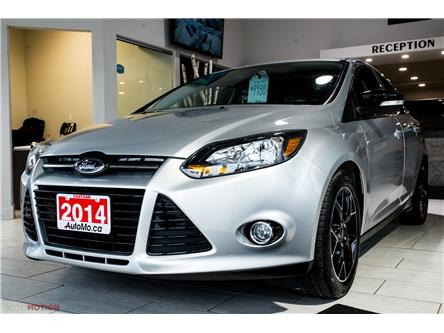 2014 Ford Focus SE (Stk: T20233) in Chatham - Image 1 of 14