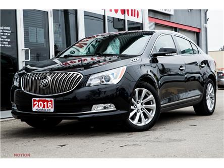 2016 Buick LaCrosse Leather (Stk: 20297) in Chatham - Image 1 of 25