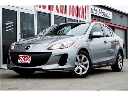 2013 Mazda Mazda3 GX (Stk: 20329) in Chatham - Image 1 of 20