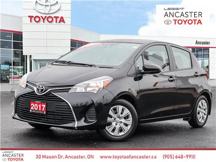 2017 Toyota Yaris  (Stk: 3954) in Ancaster - Image 1 of 26