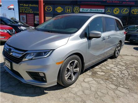 2019 Honda Odyssey EX (Stk: 502522) in Toronto - Image 1 of 19