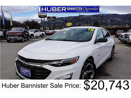 2019 Chevrolet Malibu RS (Stk: N45119) in Penticton - Image 1 of 15