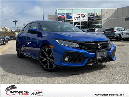 2019 Honda Civic Sport Touring (Stk: 191193) in Richmond Hill - Image 1 of 25