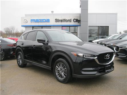 2017 Mazda CX-5 GS (Stk: 00591) in Stratford - Image 1 of 22