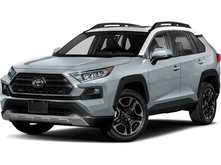 2020 Toyota RAV4 Trail (Stk: 200378) in Whitchurch-Stouffville - Image 1 of 7