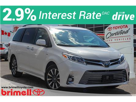 2018 Toyota Sienna Limited 7-Passenger (Stk: 10273TAA) in Scarborough - Image 1 of 35