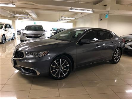 2018 Acura TLX Base (Stk: ) in Toronto - Image 1 of 23