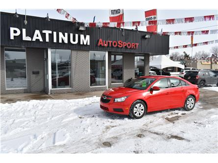 2014 Chevrolet Cruze 1LT (Stk: PT607) in Saskatoon - Image 1 of 24