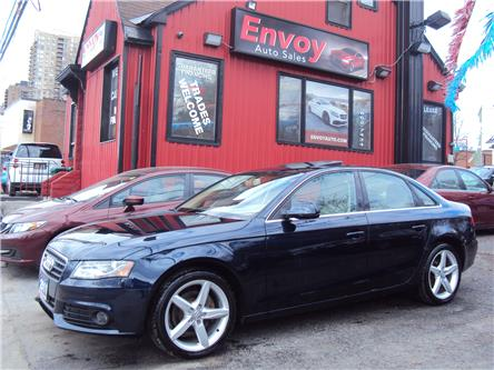 2011 Audi A4 2.0T Premium Plus (Stk: ) in Ottawa - Image 1 of 27