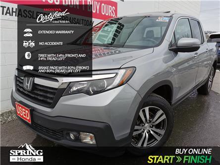 2019 Honda Ridgeline EX-L (Stk: B11742) in North Cranbrook - Image 1 of 18