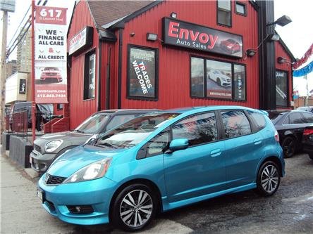 2014 Honda Fit Sport (Stk: ) in Ottawa - Image 1 of 24