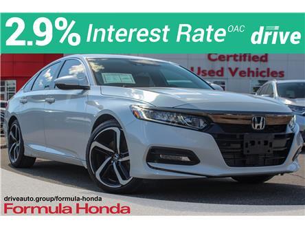 2018 Honda Accord Sport (Stk: B11754) in Scarborough - Image 1 of 29