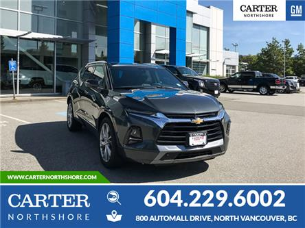 2019 Chevrolet Blazer Premier (Stk: 9BL24100) in North Vancouver - Image 1 of 13