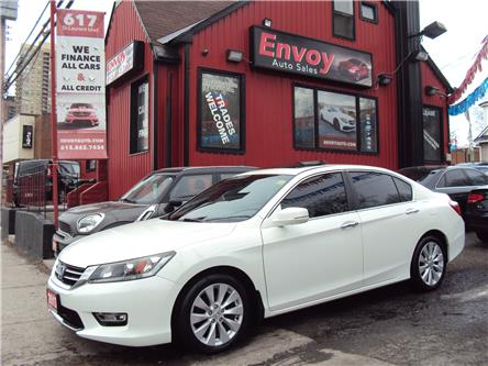 2013 Honda Accord EX-L (Stk: ) in Ottawa - Image 1 of 30
