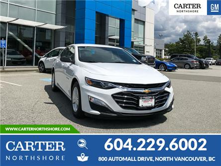 2019 Chevrolet Malibu 1LS (Stk: 9M73930) in North Vancouver - Image 1 of 13