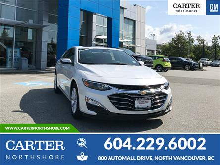 2019 Chevrolet Malibu LT (Stk: 9M67400) in North Vancouver - Image 1 of 13