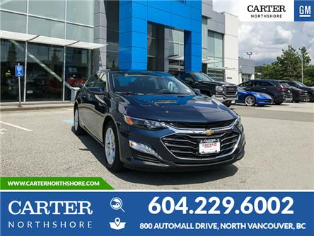 2019 Chevrolet Malibu LT (Stk: 9M67420) in North Vancouver - Image 1 of 13