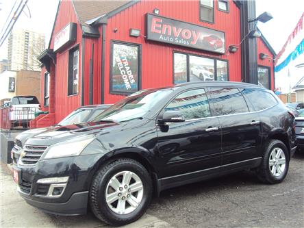 2013 Chevrolet Traverse 2LT (Stk: ) in Ottawa - Image 1 of 30