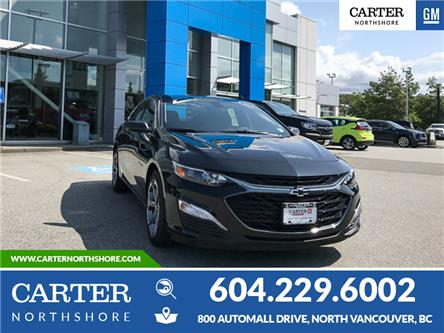 2019 Chevrolet Malibu RS (Stk: 9M48130) in North Vancouver - Image 1 of 13