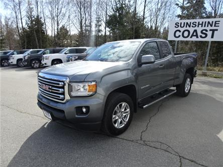 2020 GMC Canyon SLE (Stk: GL206408) in Sechelt - Image 1 of 17
