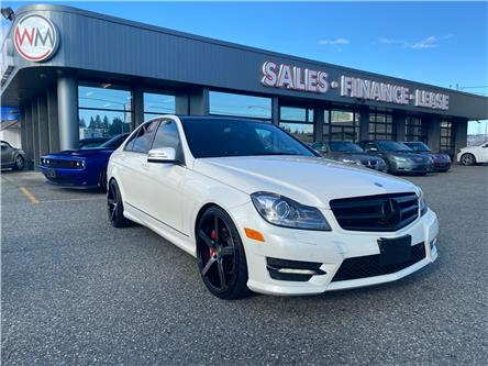 2013 Mercedes-Benz C-Class Base (Stk: 13-846291) in Abbotsford - Image 1 of 16
