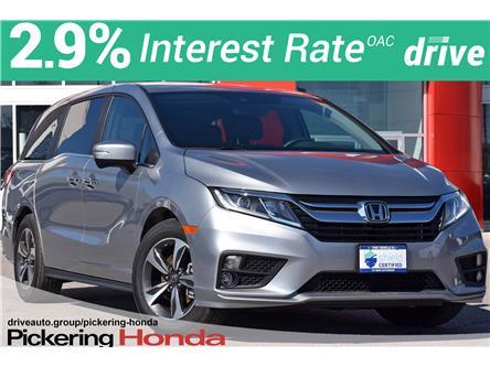 2019 Honda Odyssey EX (Stk: P5690) in Pickering - Image 1 of 33