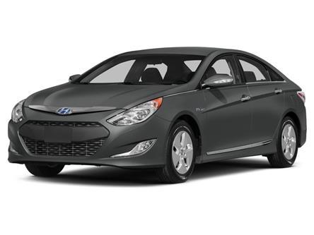 2014 Hyundai Sonata Hybrid Limited (Stk: 16580A) in Thunder Bay - Image 1 of 10
