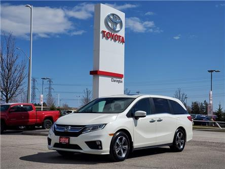 2018 Honda Odyssey EX (Stk: P2443) in Bowmanville - Image 1 of 30
