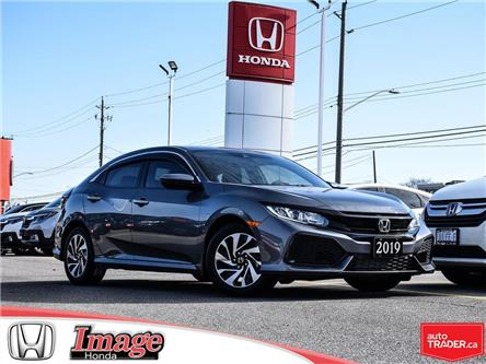 2019 Honda Civic LX (Stk: 10C1106A) in Hamilton - Image 1 of 21