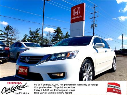 2014 Honda Accord Touring (Stk: 20161A) in Kingston - Image 1 of 17