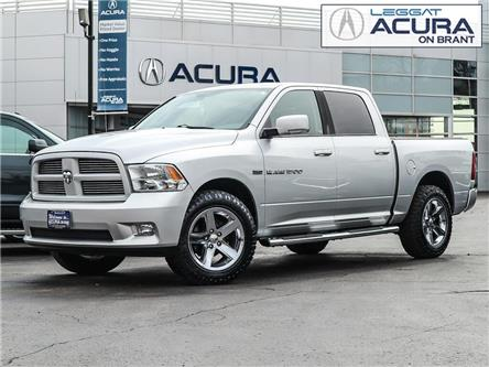 2011 Dodge Ram 1500  (Stk: 20099B) in Burlington - Image 1 of 27