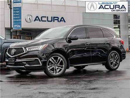 2017 Acura MDX Technology Package (Stk: D497) in Burlington - Image 1 of 30